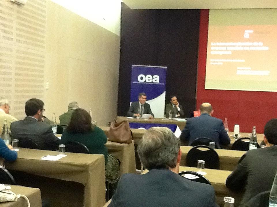 Internacionalización de la empresas españolas y los mercados emergentes