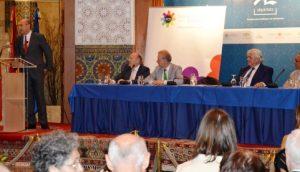 Presentación Sociedad Civil por el Debate en Sevilla