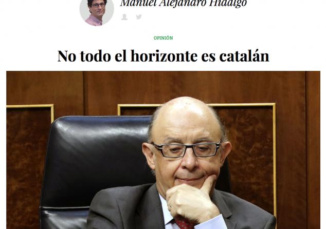 No todo el horizonte es catalán