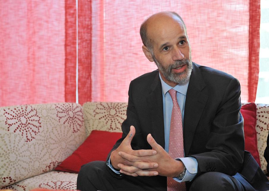 Observatorio Económico de Andalucía José Domínguez Abascal, secretario general técnico de Abengoa